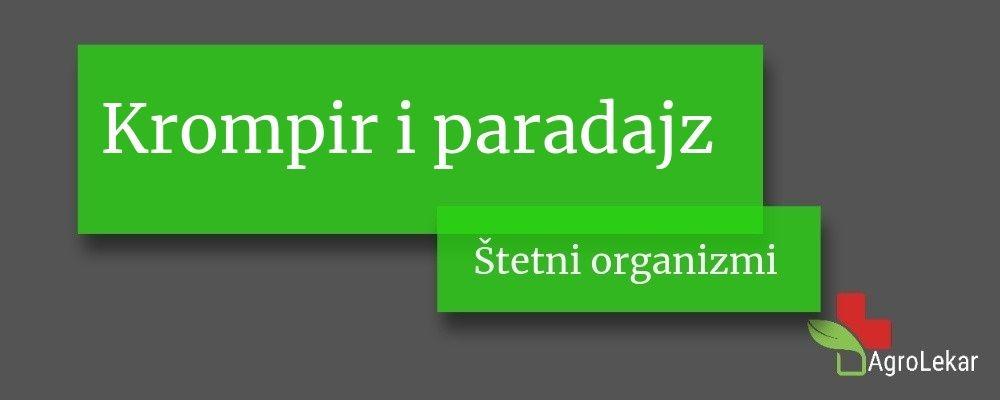 Read more about the article Štetni organizmi kod krompira i paradajza