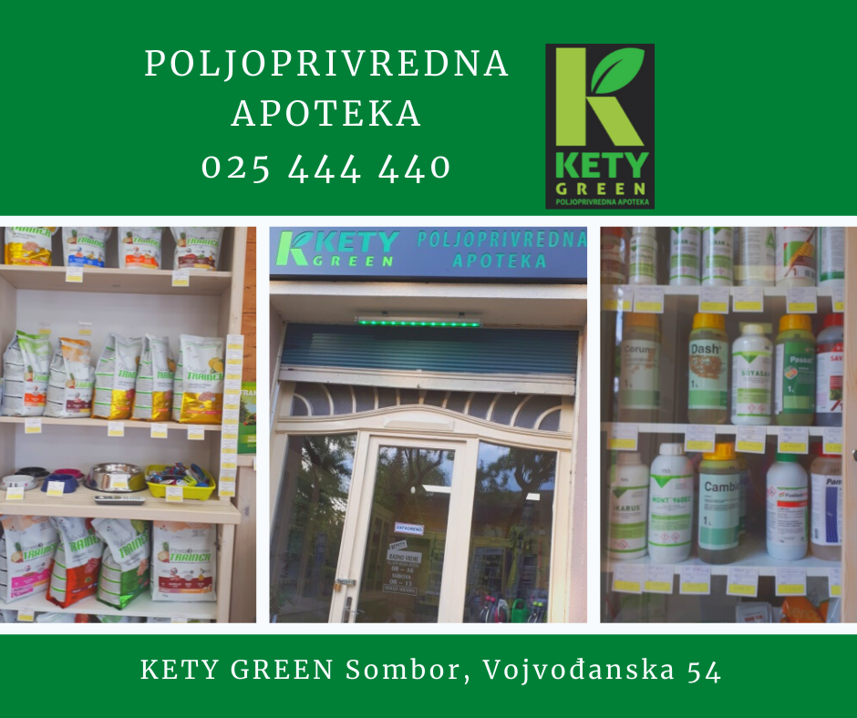 You are currently viewing POLJOPRIVREDNA APOTEKA Kety Green